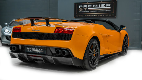 Lamborghini Gallardo V10 SPYDER. NOW SOLD. SIMILAR VEHICLES REQUIRED.PLEASE CALL 01903 254800. 8