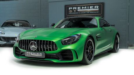 Mercedes-Benz Amg GT R. PREMIUM. NOW SOLD, SIMILAR VEHICLES REQUIRED.PLEASE CALL 01903 254800 3
