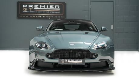 Aston Martin Vantage GT8. 4.7 V8. ENORMOUS SPECIFICATION. AM WARRANTY UNTIL JUNE 2022. FULL PPS. 2