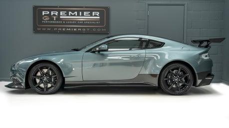 Aston Martin Vantage GT8. 4.7 V8. ENORMOUS SPECIFICATION. AM WARRANTY UNTIL JUNE 2022. FULL PPS. 4