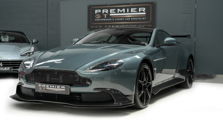 Aston Martin Vantage GT8. 4.7 V8. NOW SOLD, SIMILAR REQUIRED. PLEASE CALL 01903 254800 3