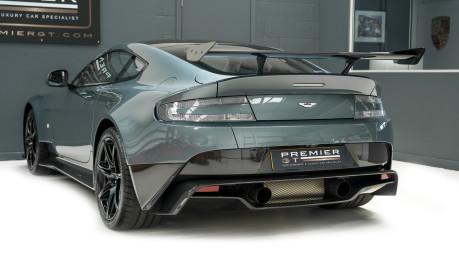Aston Martin Vantage GT8. 4.7 V8. ENORMOUS SPECIFICATION. AM WARRANTY UNTIL JUNE 2022. FULL PPS. 7