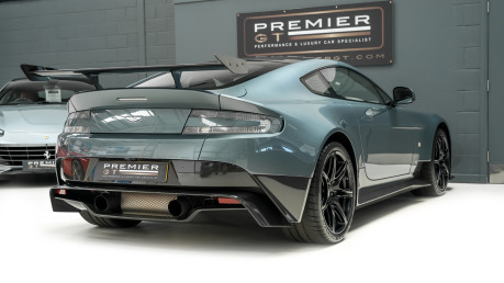 Aston Martin Vantage GT8. 4.7 V8. NOW SOLD, SIMILAR REQUIRED. PLEASE CALL 01903 254800 9