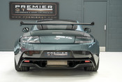 Aston Martin Vantage GT8. 4.7 V8. ENORMOUS SPECIFICATION. AM WARRANTY UNTIL JUNE 2022. FULL PPS. 8
