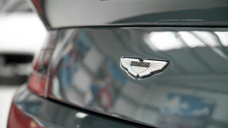 Aston Martin Vantage GT8. 4.7 V8. ENORMOUS SPECIFICATION. AM WARRANTY UNTIL JUNE 2022. FULL PPS. 12