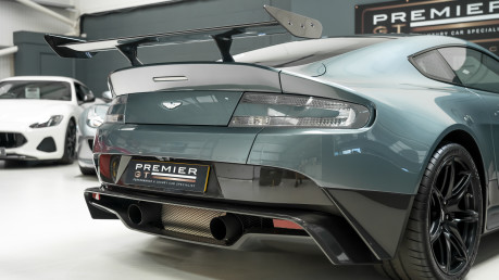Aston Martin Vantage GT8. 4.7 V8. ENORMOUS SPECIFICATION. AM WARRANTY UNTIL JUNE 2022. FULL PPS. 10
