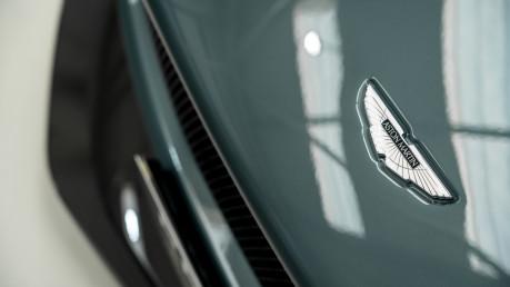 Aston Martin Vantage GT8. 4.7 V8. ENORMOUS SPECIFICATION. AM WARRANTY UNTIL JUNE 2022. FULL PPS. 24