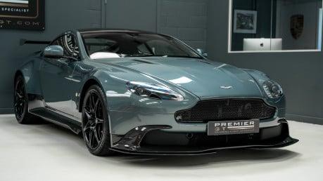Aston Martin Vantage GT8. 4.7 V8. ENORMOUS SPECIFICATION. AM WARRANTY UNTIL JUNE 2022. FULL PPS. 29
