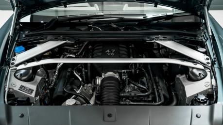 Aston Martin Vantage GT8. 4.7 V8. ENORMOUS SPECIFICATION. AM WARRANTY UNTIL JUNE 2022. FULL PPS. 52