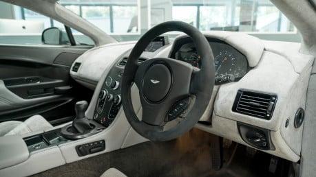 Aston Martin Vantage GT8. 4.7 V8. ENORMOUS SPECIFICATION. AM WARRANTY UNTIL JUNE 2022. FULL PPS. 30