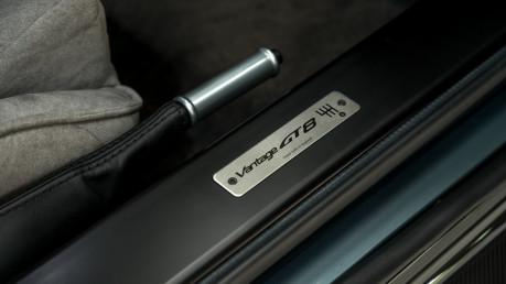 Aston Martin Vantage GT8. 4.7 V8. ENORMOUS SPECIFICATION. AM WARRANTY UNTIL JUNE 2022. FULL PPS. 42