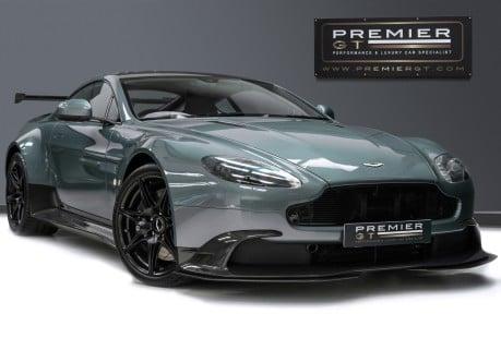 Aston Martin Vantage GT8. 4.7 V8. ENORMOUS SPECIFICATION. AM WARRANTY UNTIL JUNE 2022. FULL PPS. 1