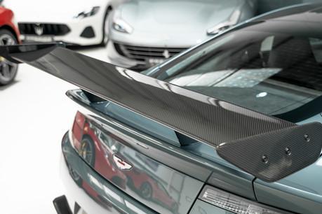 Aston Martin Vantage GT8. 4.7 V8. ENORMOUS SPECIFICATION. AM WARRANTY UNTIL JUNE 2022. FULL PPS. 5