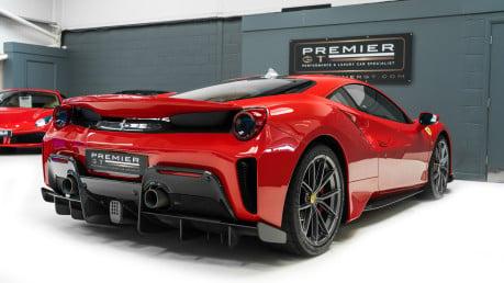 Ferrari 488 PISTA. 3.9. NOW SOLD, SIMILAR REQUIRED. PLEASE CALL 01903 254800 11