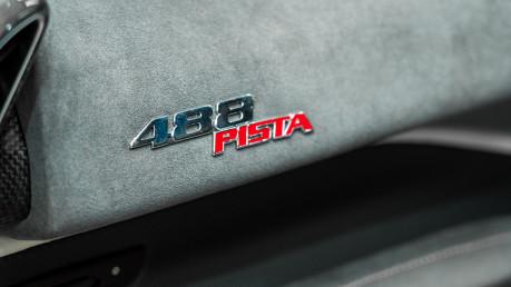 Ferrari 488 PISTA. 3.9. NOW SOLD, SIMILAR REQUIRED. PLEASE CALL 01903 254800 41