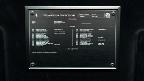 Ferrari 488 PISTA. 3.9. NOW SOLD, SIMILAR REQUIRED. PLEASE CALL 01903 254800 63