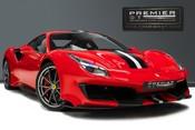 Ferrari 488 PISTA. 3.9. NOW SOLD, SIMILAR REQUIRED. PLEASE CALL 01903 254800