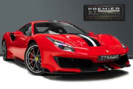 Ferrari 488 PISTA. 3.9. NOW SOLD, SIMILAR REQUIRED. PLEASE CALL 01903 254800 1