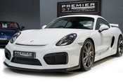 Porsche Cayman GT4. 1 OWNER. NOW SOLD. SIMILAR VEHICLES REQUIRED.PLEASE CALL 01903 254800. 3