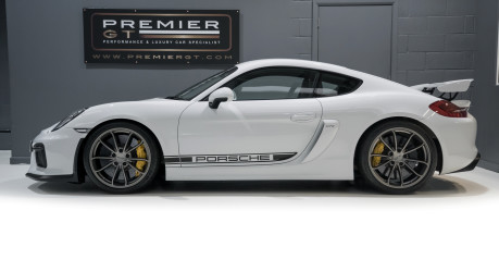 Porsche Cayman GT4. 1 OWNER. NOW SOLD. SIMILAR VEHICLES REQUIRED.PLEASE CALL 01903 254800. 4