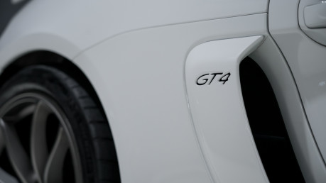 Porsche Cayman GT4. 1 OWNER. NOW SOLD. SIMILAR VEHICLES REQUIRED.PLEASE CALL 01903 254800. 16