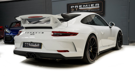 Porsche 911 991.2 GT3 NOW SOLD, SIMILAR VEHICLES REQUIRED.PLEASE CALL 01903 254 800 8