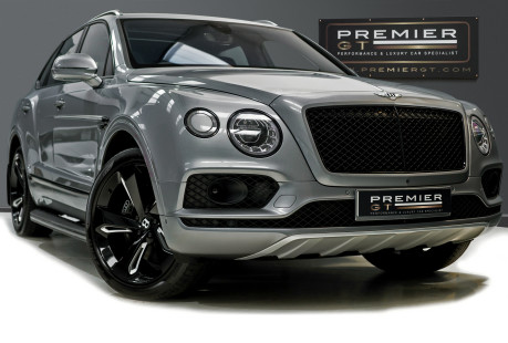 Bentley Bentayga 6.0 W12 TWIN-TURBO. TOURING PACK. CITY PACK. FRONT COMFORT SPECIFICIATION. 1