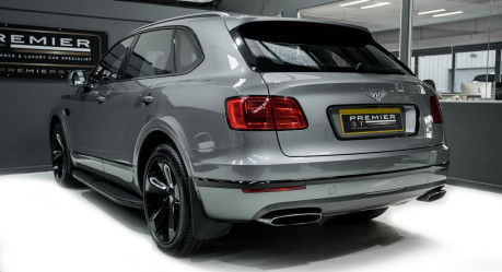 Bentley Bentayga 6.0 W12 TWIN-TURBO. TOURING PACK. CITY PACK. FRONT COMFORT SPECIFICIATION. 5