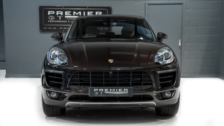 Porsche Macan S 3.0 V6 D PDK. GREAT SPECIFICATION. OVER £10K OF OPTIONS. PANO ROOF. 2