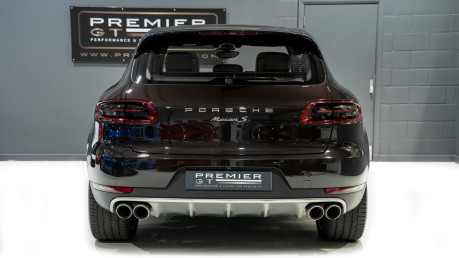 Porsche Macan S 3.0 V6 D PDK. GREAT SPECIFICATION. OVER £10K OF OPTIONS. PANO ROOF. 7