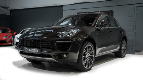 Porsche Macan S 3.0 V6 D PDK. GREAT SPECIFICATION. OVER £10K OF OPTIONS. PANO ROOF. 3