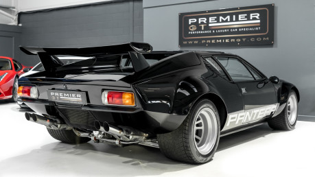 De Tomaso Pantera V8. SHOW WINNER. NOW SOLD, SIMILAR REQUIRED. PLEASE CALL 01903 254800 8
