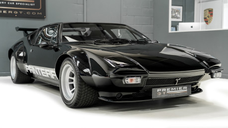 De Tomaso Pantera V8. SHOW WINNER. NOW SOLD, SIMILAR REQUIRED. PLEASE CALL 01903 254800 26
