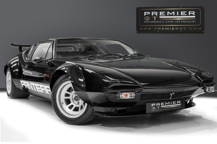 De Tomaso Pantera V8. SHOW WINNER. NOW SOLD, SIMILAR REQUIRED. PLEASE CALL 01903 254800