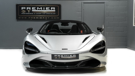 McLaren 720S SPIDER. 4.0 V8 NOW SOLD. SIMILAR REQUIRED CALL 01903 254 800. 3