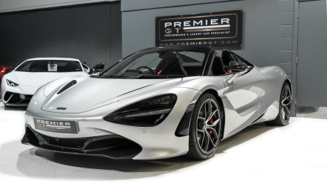 McLaren 720S SPIDER. 4.0 V8 NOW SOLD. SIMILAR REQUIRED CALL 01903 254 800. 4