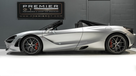 McLaren 720S SPIDER. 4.0 V8 NOW SOLD. SIMILAR REQUIRED CALL 01903 254 800. 5