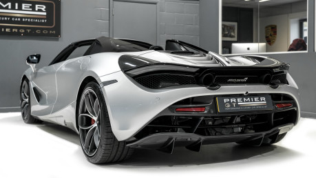 McLaren 720S SPIDER. 4.0 V8 NOW SOLD. SIMILAR REQUIRED CALL 01903 254 800. 8