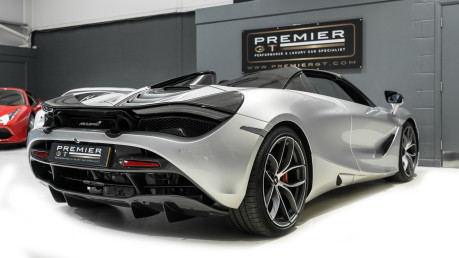 McLaren 720S SPIDER. 4.0 V8 NOW SOLD. SIMILAR REQUIRED CALL 01903 254 800. 17