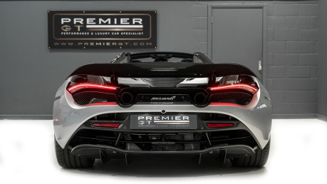McLaren 720S SPIDER. 4.0 V8 NOW SOLD. SIMILAR REQUIRED CALL 01903 254 800. 10