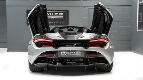 McLaren 720S SPIDER. 4.0 V8 NOW SOLD. SIMILAR REQUIRED CALL 01903 254 800. 11