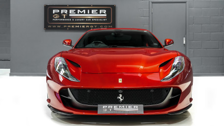 Ferrari 812 Superfast 6.5 V12. ROSSO FUOCO NOW SOLD. SIMILAR REQUIRED CALL 01903 254 800. 2
