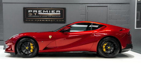 Ferrari 812 Superfast 6.5 V12. ROSSO FUOCO NOW SOLD. SIMILAR REQUIRED CALL 01903 254 800. 4
