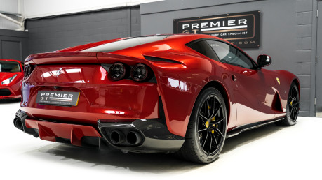 Ferrari 812 Superfast 6.5 V12. ROSSO FUOCO NOW SOLD. SIMILAR REQUIRED CALL 01903 254 800. 8