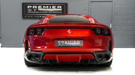 Ferrari 812 Superfast 6.5 V12. ROSSO FUOCO NOW SOLD. SIMILAR REQUIRED CALL 01903 254 800. 7