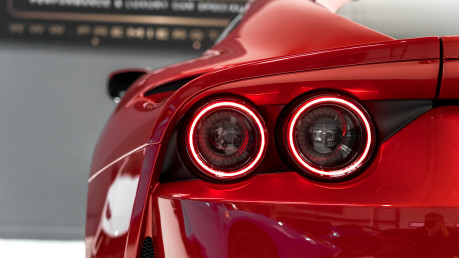 Ferrari 812 Superfast 6.5 V12. ROSSO FUOCO NOW SOLD. SIMILAR REQUIRED CALL 01903 254 800. 14