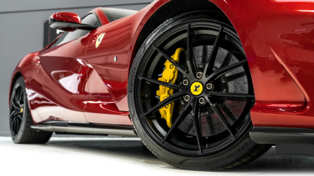 Ferrari 812 Superfast 6.5 V12. ROSSO FUOCO NOW SOLD. SIMILAR REQUIRED CALL 01903 254 800. 23