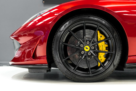 Ferrari 812 Superfast 6.5 V12. ROSSO FUOCO NOW SOLD. SIMILAR REQUIRED CALL 01903 254 800. 3