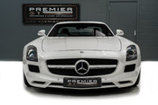 Mercedes-Benz SLS AMG 6.2 V8. ONE FORMER KEEPER. HUGE SPECIFICATION. DESIGNO RED LEATHER. 3