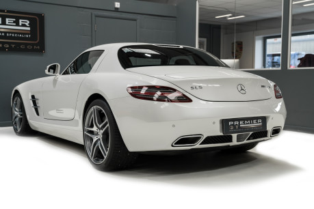 Mercedes-Benz SLS AMG 6.2 V8. NOW SOLD. SIMILAR REQUIRED CALL 01903 254 800. 9